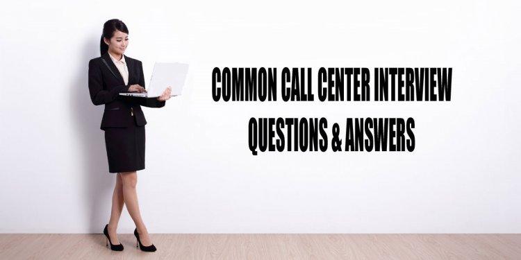 Center Interview Questions