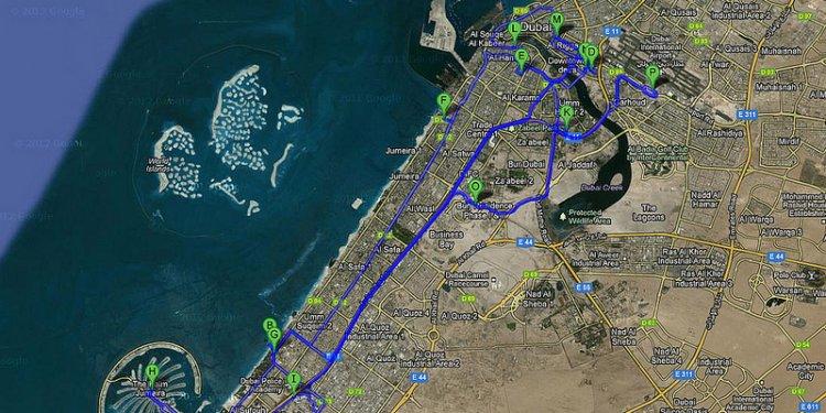 One Day in Dubai Trip Summary