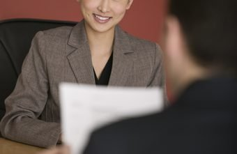 Employ your active listening skills during the interview session.